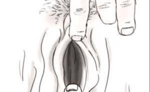 masturbare una donna