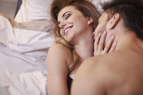 fare petting con lei prima di fare l'amore